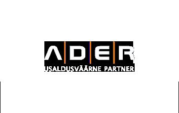 ADER - usaldusväärne partner