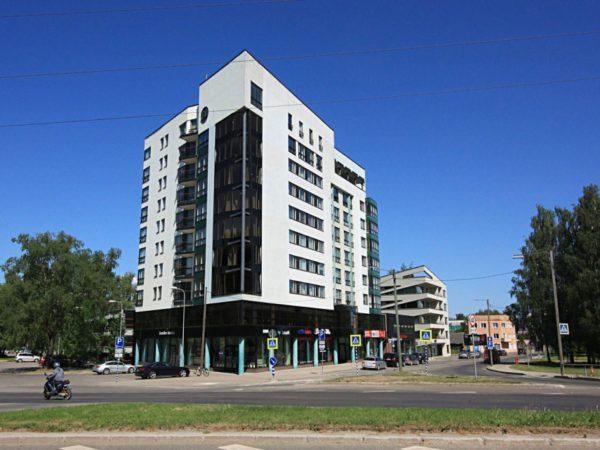 Ader kinnisvara - korter Tartus