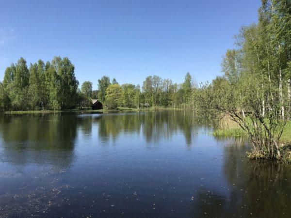 Ader kinnisvara - elamumaa järve ääres