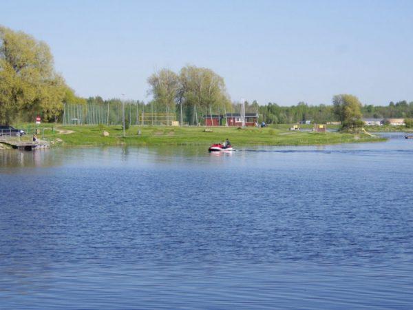 Ader kinnisvara - puitmaja järve ääres